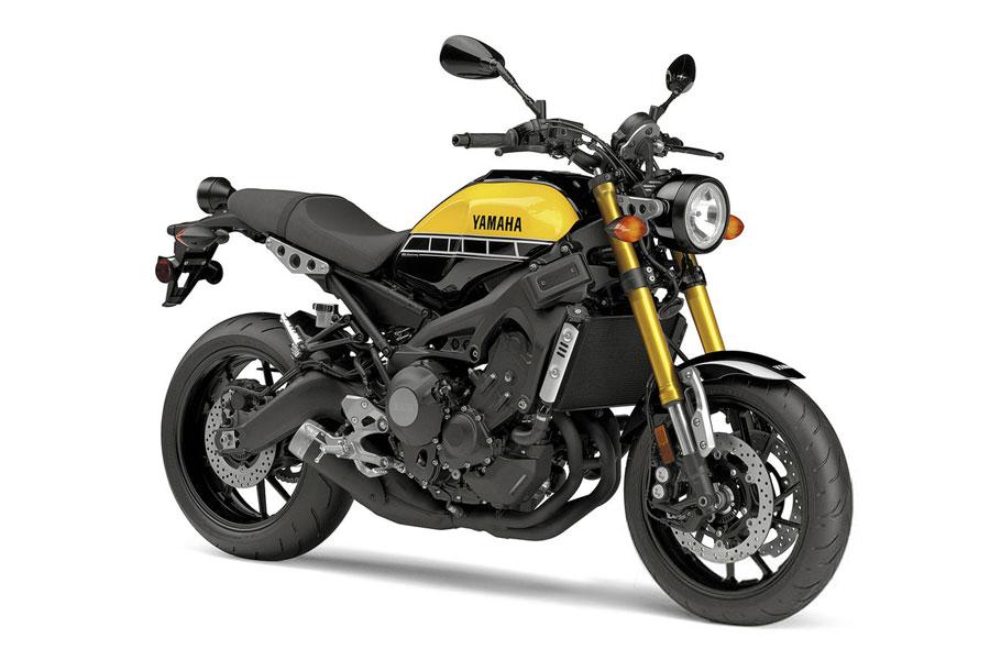 YAMAHA XSR900 On-Road Motorcycle