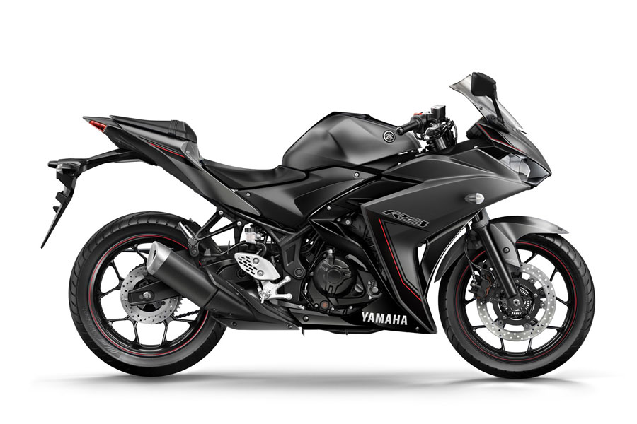 Yamaha Yzf R3 On Road Motorcycle